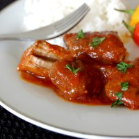Slow Cooker Boneless Pork Ribs